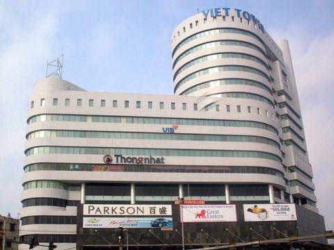 Đo đạc hồ sơ kỹ thuật toà nhà số 1-2 phố Thái Hà, quận Đống Đa, Hà Nội