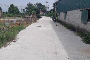Đo đạc và cắm mốc xác định ranh giới Dự án nhà máy sản xuất đồ gia dụng Cụm Công nghiệp Ngọc Liệp, xã Ngọc Liệp, huyện Quốc Oai, TP Hà Nội