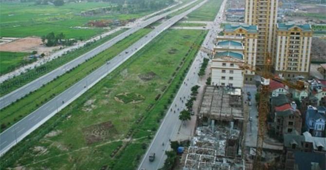 Đo đạc và cắm mốc xác định ranh giới xây dựng Trung tâm thể thao văn hóa và Dịch vụ thương mại thực phẩm tại phường Mộ Lao, quận Hà Đông