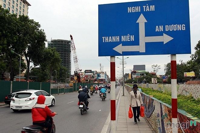 Đo đạc và cắm mốc xác định ranh giới Dự án làm trụ sở làm việc và kinh doanh dịch vụ tại số 17 ngõ 32 phố An Dương, phường Yên Phụ, quận Tây Hồ, TP Hà Nội