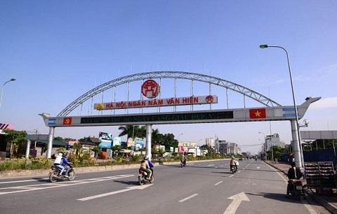 Đo đạc cắm mốc giới làm cơ sở sản xuất phi nông nghiệp tại phường Minh Khai, quận Bắc Từ Liêm