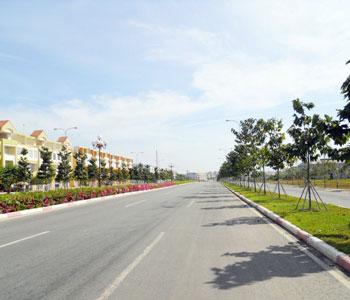 Đo hiện trạng và hồ sơ kỹ thuật thửa đất tuyến đường Chi Đông Kim Hoa phục vụ công tác đền bù GPMB  tại huyện Mê Linh