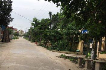 Khảo sát đo vẽ bản đồ hiện trạng tại điểm THĐ1 thôn Trung Hậu Đoài xã Tiền Phong huyện Mê Linh