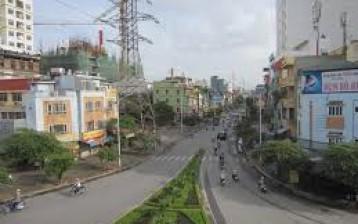 Đo đạc và cắm mốc xác định ranh giới Dự án làm thương mại và văn phòng làm việc tại 463 Minh Khai, phường Vĩnh Tuy, quận Hai Bà Trưng, Hà Nội