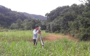 Trung tâm CNTT Tài nguyên Môi trường Hà Nội tập trung triển khai công tác đo đạc bản đồ và cắm mốc giới